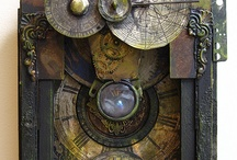 Time and Space/ Dr. Who / by Jill King