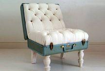Fun Furniture / by Anita Zadora