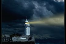 Lighthouses / by Mary Jane Watson