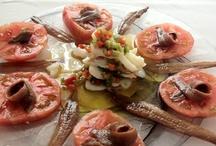 Gastronomía en Cantabria / by Camping Playa de Isla