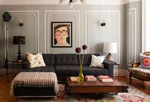 Family Room / by Nikki Green Caprara (Project Home)