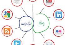 Social Media / My job, my life, my world... / by Jennifer G. Hanford