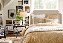Bedroom ideas / by Deborah Ginevra