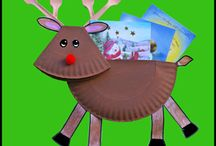 Christmas Crafts for Kids / by Rokenbok Toys