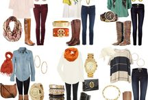 Fall Fashion / by Jennifer Belsher