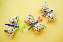 school lunch & snack ideas / by Priscilla Hamilton
