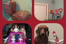 Elf on the Shelf / by Emily Bohman