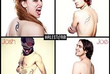 Halestorm / by Kyla Mutch