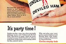 Vintage Ads / Some of our favorite Underwood vintage ads.  / by Underwood Spreads