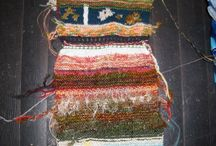 Knitted Journeys / My latest body of work that I started in January 2012. Take many incredible journeys with knitting! / by Rachel Suntop
