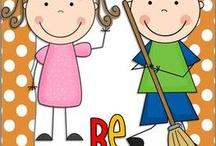preschool ideas  / by Jennie Sardoni