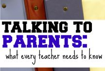 Working with Parents / by Alyse Groves