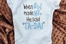 Baby Shower gift  / Cosa regalare in occasione di un Baby Shower / by Baby Shower Shop