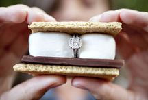 Romancing The Stone / How many cool ways can you photograph your engagement ring? Engagement rings are the most romantic piece of jewelry out there, so why not have a little fun and show it off in style? / by James Allen Jewelers