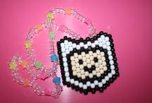 Hama beads / by Angela Carreño