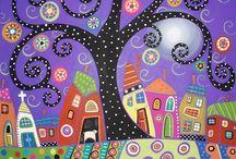 """Cosas que adoro en manualidades y """"hazlo tú mismo"""" / diy_crafts / by Maribel Garcia Olias"""