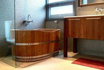 justenoughsalt in the bath / by justenoughsalt