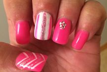 My nails / Different designs/colors I've done / by JoJo Martin