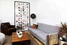 Living Room / by Megan Carter