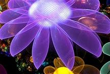 Fractal and Mandala Art..... / by Betty Thompson