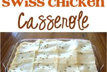 Casseroles / by The Coupon Challenge, LLC