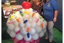 Balloons decor / by Mirtha Medrano