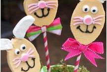 Easter Goodies / by Danielle AFOMFT Blog