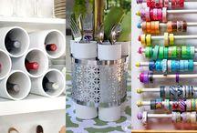DIY - PVC Projects / by Diane Zink