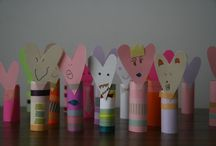 craft ideas / by Hazel Boggs
