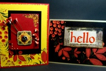 Cards/Scrapbooking / by Priscilla Girard