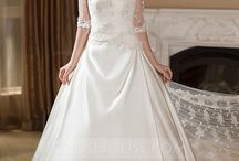 wedding dresses / by Amy Stoney