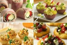 ¥Appetizer Recipes / by Ruthie Mohney