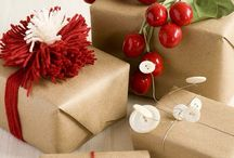 Holiday Wrapping Ideas / by Paula's Page