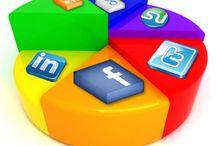 Social Media Spirit / The Social Media world rocks / by ★ Jan Ankerstjerne ★