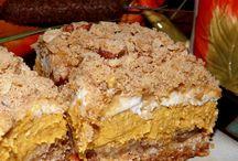 Pumpkin Recipes / by Caroline Eisenberg
