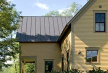 Metal Roofs / by Gina Shields