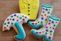 Spring Cookies / by Erin Brankowitz