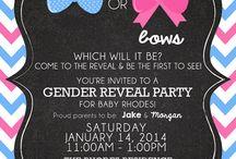 Gender Reveal  / by Ashleigh Coffey