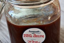Recipes: Sauce and Dip / by Liss J.