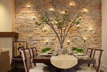 Dining room / by Nikki Ryan Sustek