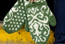 knitting / by amanda