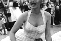 All things Marilyn and Audrey / by Woodline Lauvince