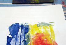 ART: PRINTMAKING / by Tess Davis