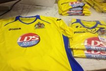 2013/14 - Kits / Barry Town United kit for the 2013/14 campaign. / by Barry Town United