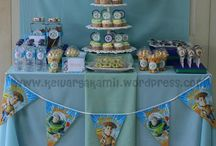 Kiddo Birthday Party / by Erin Sutch