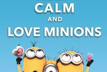 I love Minions / by Amy Brown