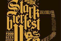 Graphic Design: Typography / Phenomenal typographic design / by Inspiration Exhibit