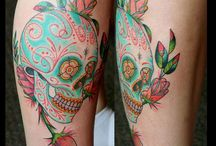 favorites tattoo's / by Marthita Fernández