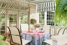 Deck and back porch ideas / by Wilma Culpepper