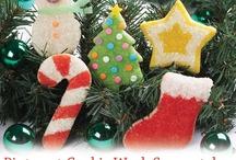 My Favorite Wilton Christmas Cookie / #wiltoncontest / by Dawn Greider Bohm